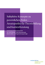 Abschließende Publikation zum Berufsorientierungsprogramm »Kompass«
