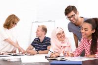 Ein Kompetenzzentrum zur Qualifizierung von Flüchtlingen