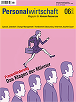 Interview mit Professor Michael Nagy in »Personalwirtschaft«