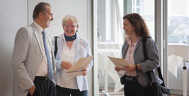 Bild der Expertendiskussion an der Hertie School of Governance, Berlin 6