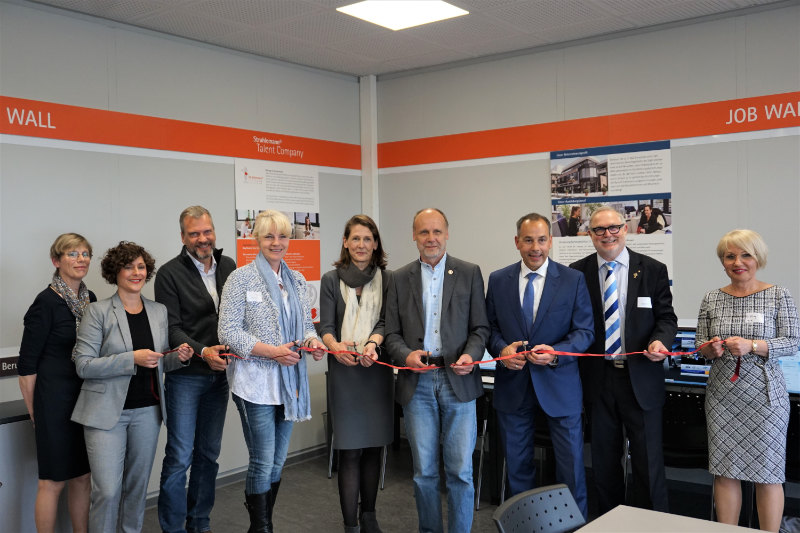 Talent Company in Eschborn eröffnet