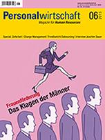 Interview mit Professor Michael Nagy in »Personalwirtschaft«