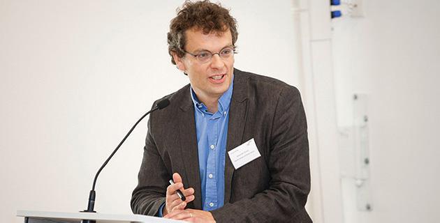 Bild der Expertendiskussion an der Hertie School of Governance, Berlin 8