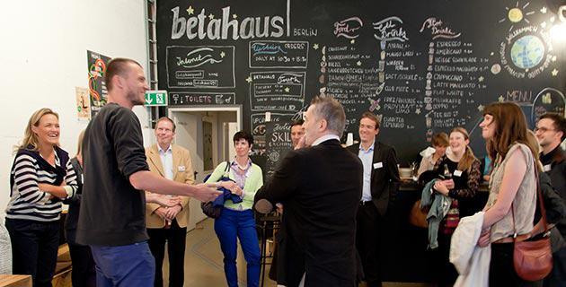 Bild von Veranstaltung im Betahaus
