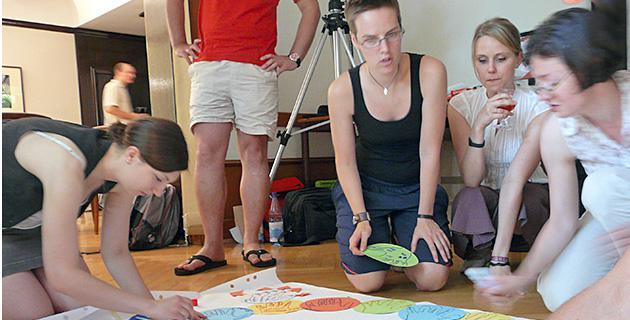 Bild einer Kompass Veranstaltung 4