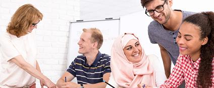 Kompetenzzentrum für Flüchtlinge