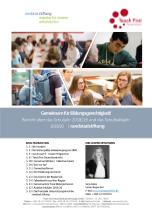 Gemeinsam für Bildungsgerechtigkeit! – Fellowbericht