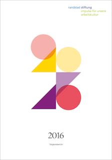 Tätigkeitsbericht 2016 publiziert